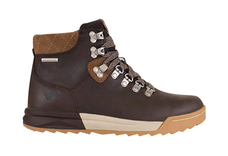 Patch Waterproof Boots - Women's