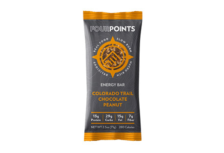 Colorado Trail Chocolate Peanut Bar - Box of 12