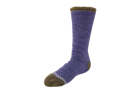 Solid Color Thermal Socks - Men's