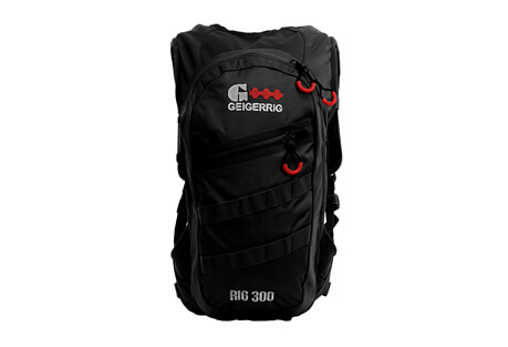 RIG 300 Pressurized Hydration Backpack