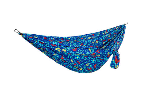Double Parachute Print Hammock - Discontinued