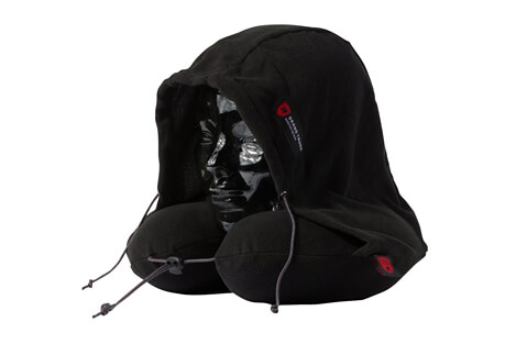 Hooded Neck Travel Pillow