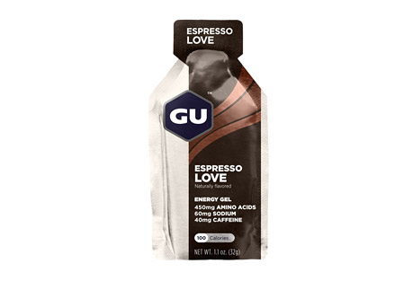 Espresso Love Energy Gel w/Caffeine - Box of 24