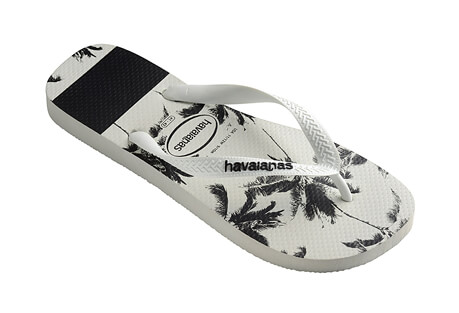 Top Stripes Logo Sandals - Men's
