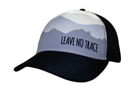 Leave no Trace Trucker Hat