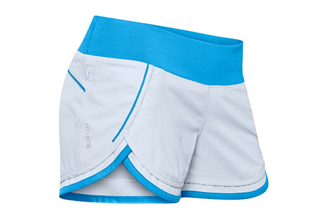 Iris Scallop Shorts - Women's