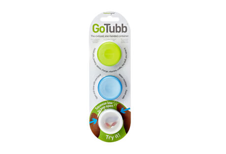 GoTubb 3-Pack - Small