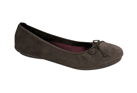 Lilac Slippers - Women's