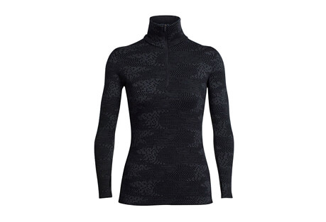 Vertex Long Sleeve Half Zip Flurry - Women's