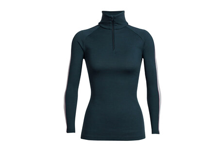 Affinity Long Sleeve Half Zip - Women's