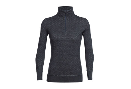 Affinity Thermo Long Sleeve Half Zip - Women's