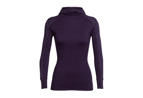 Affinity Thermo Hooded Pullover - Women's