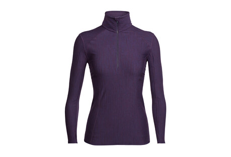 Descender Long Sleeve Half Zip - Women's
