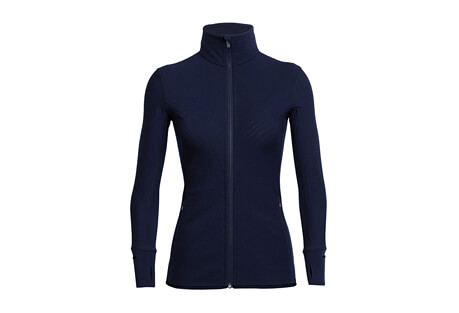 Descender Long Sleeve Zip - Women's