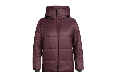 Merino Collingwood Hooded Jacket - Women's