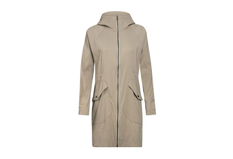 Briar Hooded Zip Parka - Women's