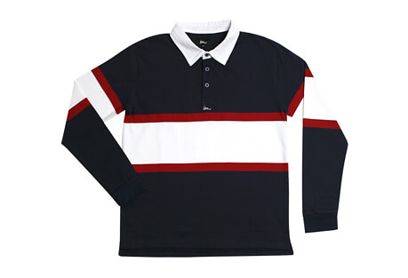 Vintage LS Rugby Shirt - Men's