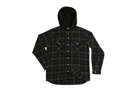 Greenwich Hooded Flannel - Men's