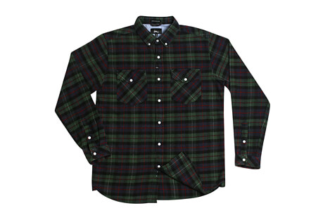 Greenwich LS Flannel - Men's