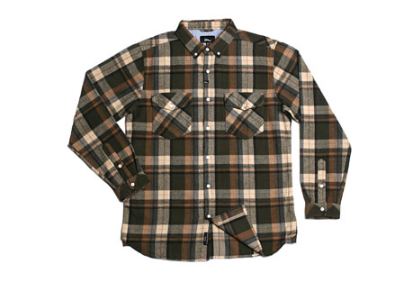Parker Flannel - Men's