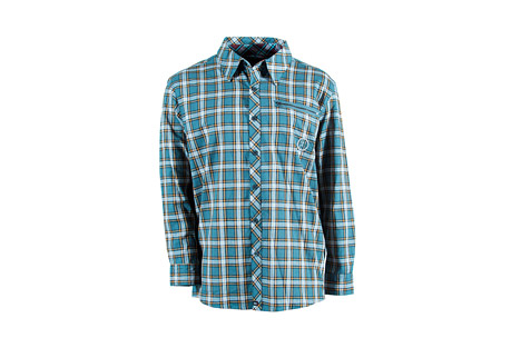 Long Sleeve Nerd Shirt - Mens