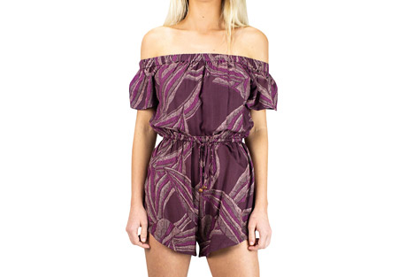 Sail Away Romper - Women's