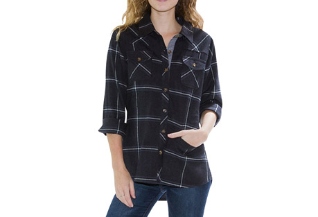 Tellulah Flannel Top - Women's