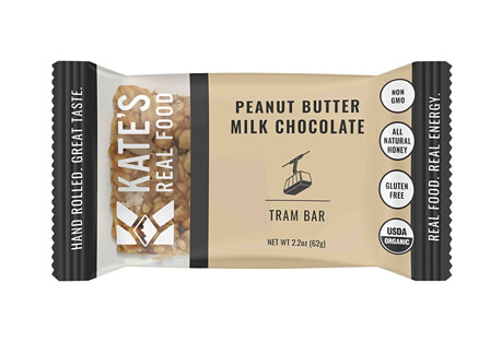 Tram Peanut Butter Milk Chocolate Bar - Box of 12