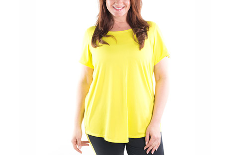 Urban Tunic Tee - Women's