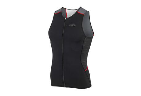 Tri Comp Sleeveless Triathlon Top - Men's