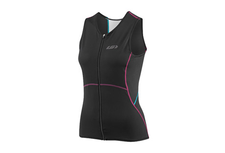 Tri Comp Sleeveless Triathlon Top - Women's