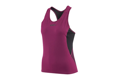 Tri Comp Triathlon Tank Top - Women's