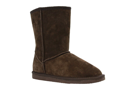 "Suede 9"" Boot - Womens"