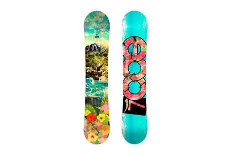 Launch Eco Snowboard
