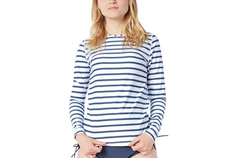 Coastal L/S UPF 50+ Sunshirt - Women's