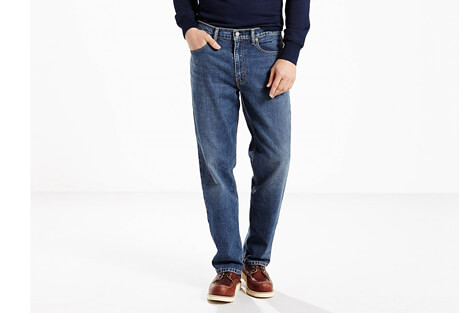 "505 Regular Fit Stretch Jean 34"" - Men's"