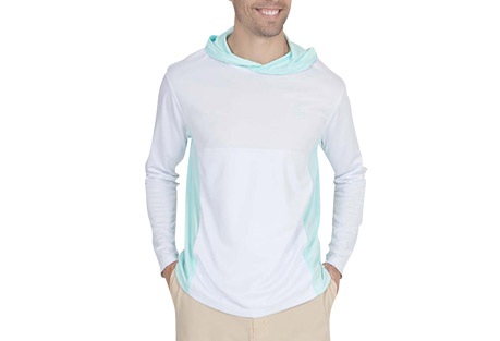 L/S Hooded UV Sun Protection Shirt - Men's