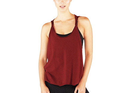 Enlighten Twist Tank - Women's
