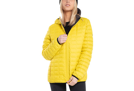 Reversible Down Jacket - Women's