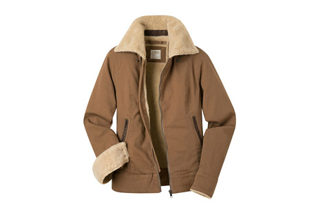 Ranch Shearling Jacket - Women's