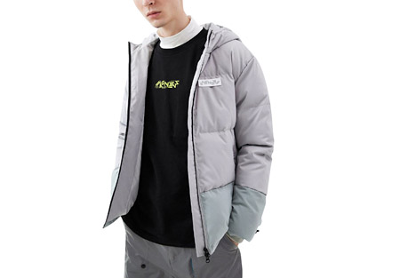 Powder Down Jacket - Men's