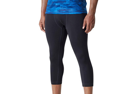 Bandit 3/4 Camo Run Tight - Men's