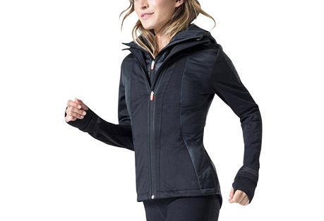 Storm Convertible Run Jacket - Women's