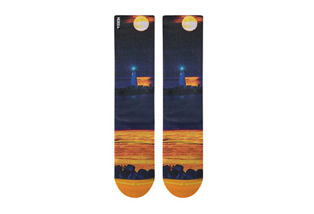 Dave Nelson Lighthouse Socks