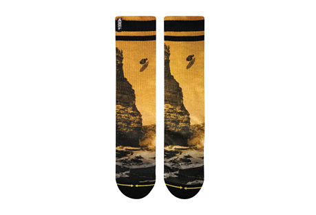 Dave Nelson Bomb Drop Socks