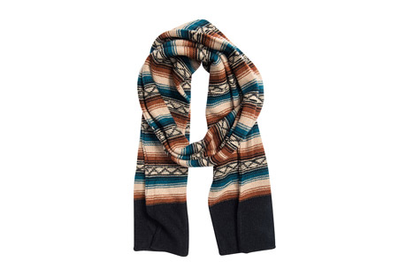 Geo Basic Scarf - Women's