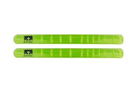 Reflex Reflective Snap Bands - 2 Pack
