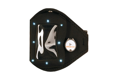 LED Safety Armpouch - Small: 10""