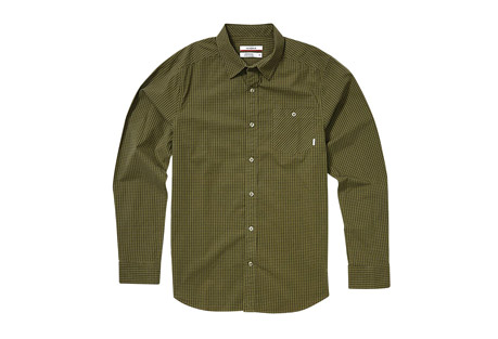 Foster Long Sleeve Woven Shirt - Men's