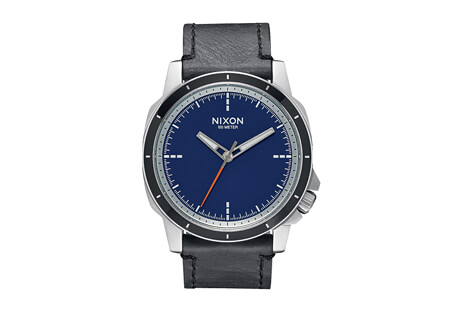 Poler Ranger 45 Leather Watch